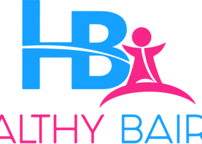 Healthy bairns logo